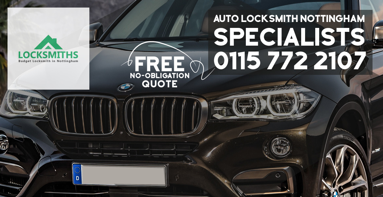 Car Locksmith Nottingham