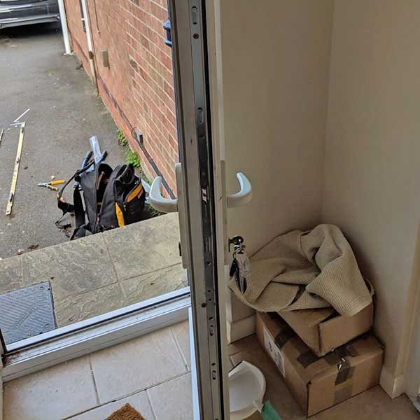 uPVC Door Repairs Nottingham