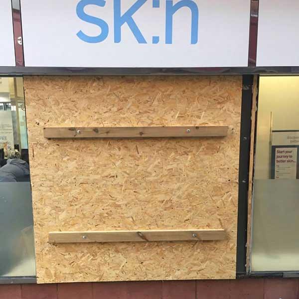 Window Boarding Nottingham
